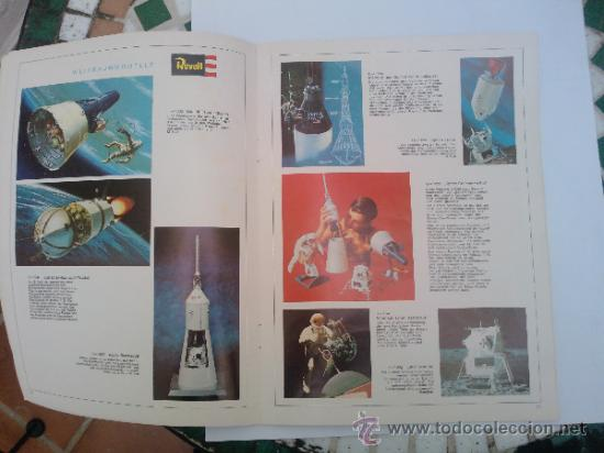 Hobbys: -CATALOGO REVELL 1969 ALEMAN 46 PAG - Foto 6 - 34629128